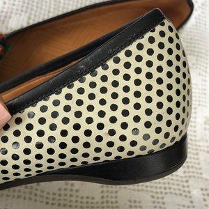 chie mihara Shoes - Chie Mihara Strawberry Polka Dot Flats